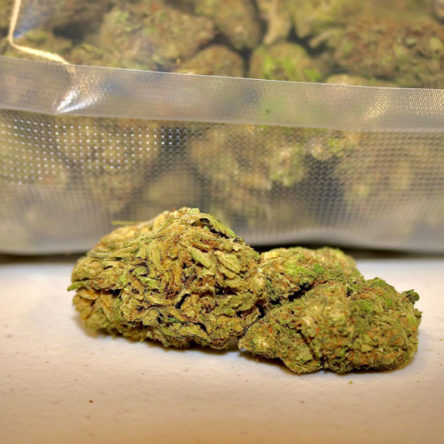 Suver Haze CBD Flower 0%THC